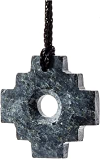 peruvian chakana necklace