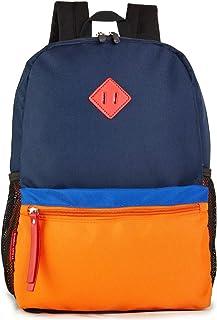 Backpack Cute Kids Backpack Fruit Pattern Lemon Orange Ice Cubes Children Bag Toddler Backpack Bookbag School Bag