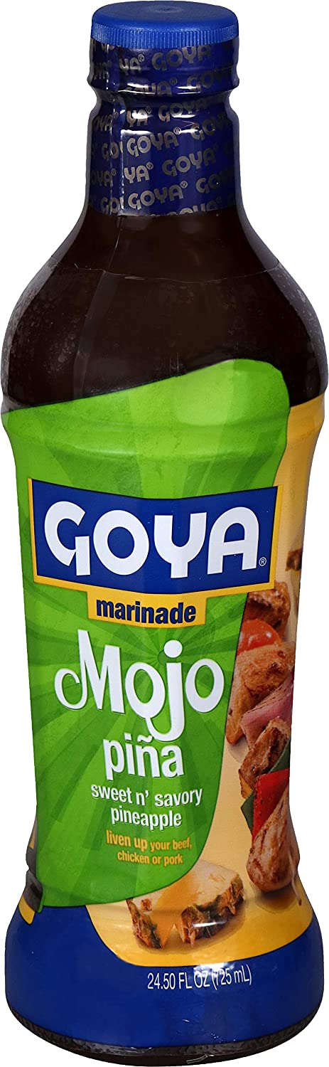 Goya Foods Manufacturer direct delivery Ranking TOP14 Mojo Marinade Pineapple 24.5 12 Fl Oz Pack of