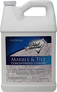 MARBLE & TILE FLOOR CLEANER. Great for Ceramic, Porcelain, Granite, Natural Stone, Vinyl and Brick. No-rinse Concentrate.(...