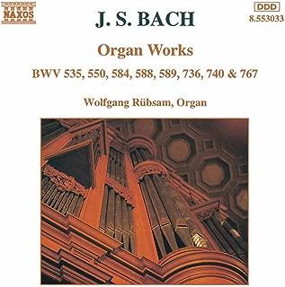 O Gott, du frommer Gott, BWV 767
