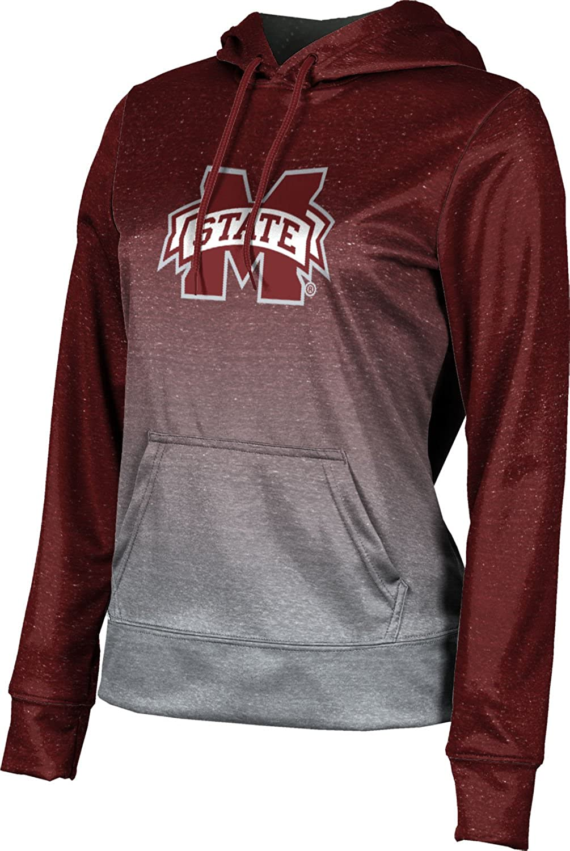 ProSphere Mississippi State University Girls' Pullover Hoodie, School Spirit Sweatshirt (Ombre)