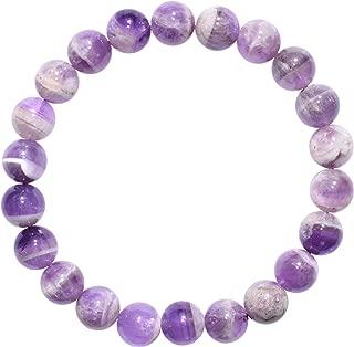 chevron bracelet with beads