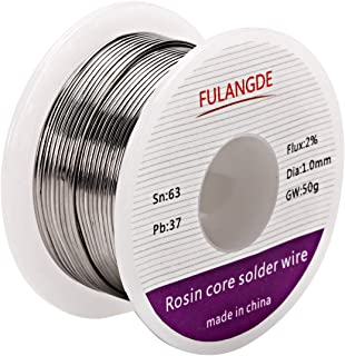 FULANGDE Solder wire with high fluidity and glossand to nice shiny joints 63-37 Tin