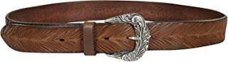 Luxury Fashion | Orciani Womens D09950STAINBROWN Brown Belt | Fall Winter 19