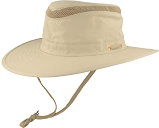 XL XXL Explorer marr/ón Piel Bush Gorro de Sombreros de Cotswold Country tama/ño Mediano XXXL tama/ño Grande Peque/ño