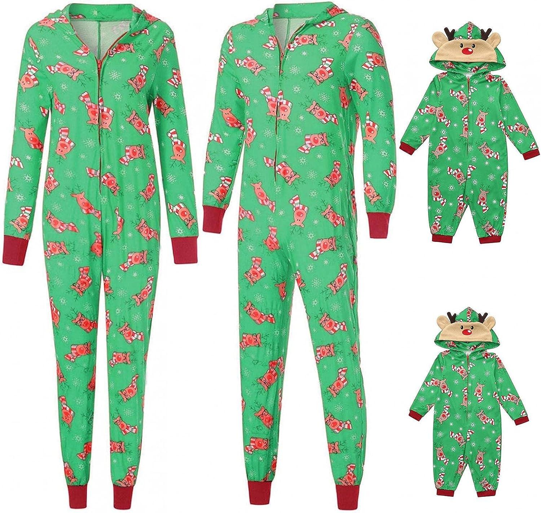 High order Family Christmas Pajamas Matching Max 60% OFF Fa Sets: for
