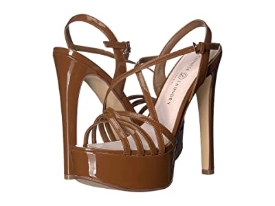 Chinese Laundry Teaser (Espresso Patent) High Heels