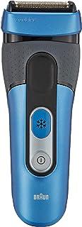 Braun/博朗 CoolTec冰感电动男士剃须刀CT4s 刮胡刀 三级剃须系统 可在淋浴时使用