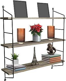 Best tiered wall shelf Reviews