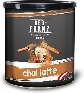 Der-Franz - Thé «Chai Latte» aux saveurs épicées réconfortantes d'extrême-orient, 500g