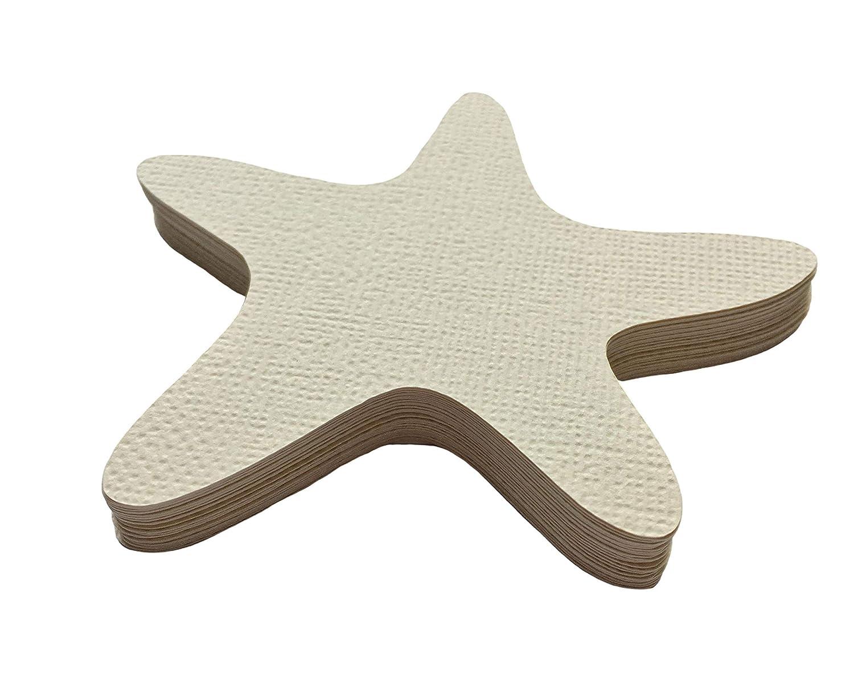 shipfree Starfish Paper Shape Cutouts - Decorations Party Beach Confetti Overseas parallel import regular item