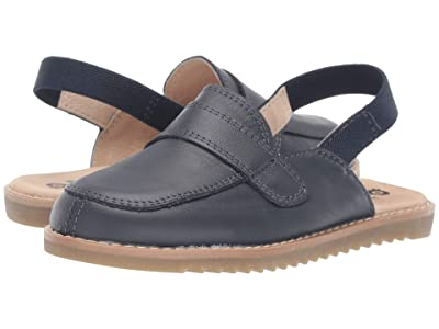 Old Soles Os Mule (Toddler/Little Kid) (Navy) Boy