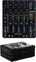 Allen & Heath Xone:DB4 Professional DJ Mixer +Odyssey FZ12MIXBL Black Label Case