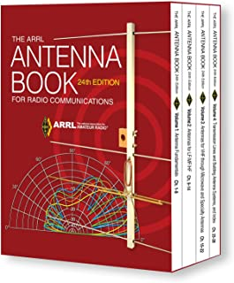 The ARRL Antenna Book 24th Edition Four Volume Boxed Set