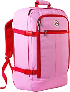 Cabin Max Carry On Travel Backpack Flight Approved 44L 56x36x23cm (Pink Crush)