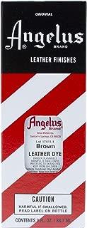 Angelus Brand Leather Dye w/Applicator - 3 oz