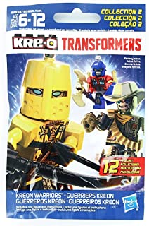 Best kreon warriors transformers Reviews