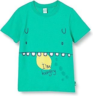 Tuc Tuc Camiseta Punto Escamas NIÑO Verde Healthy Life