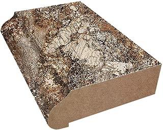 Ogee Edge Countertop Trim - Formica Antique Mascarello - Radiance Finish