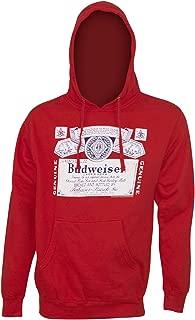 Best red budweiser sweatshirt Reviews