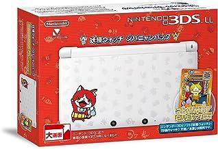 "Nintendo 3DS LL Console Yokai Watch Ziba Nyan pack (Benefits: DCD Yokai watch friends excited Prices limited card ""Gorunya..."