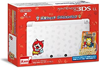 Nintendo 3DS LL Console Yokai Watch Ziba Nyan pack (Benefits: DCD Yokai watch friends excited Prices limited card