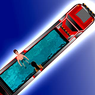 Limousine Spa Night Pool Party : The friends cool drive race around town - Free Edition