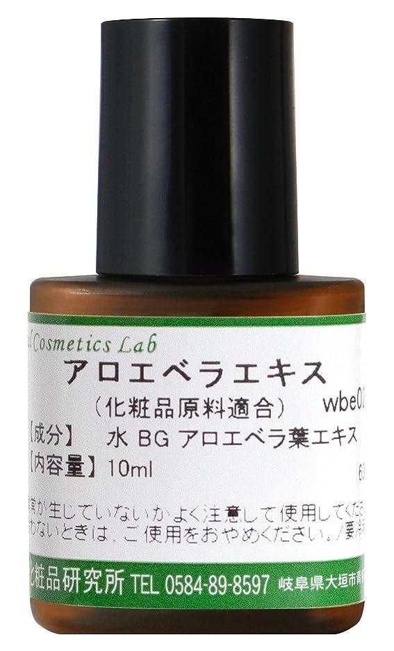 子豚祖母チャレンジアロエベラエキス 化粧品原料 10ml