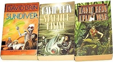 The Uplift Saga Books 1-3 - Sundiver, Startide Rising, and The Uplift War