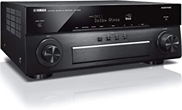 Yamaha Aventage RX-A880 7.2-ch 4K Ultra HD AV Receiver with HDR, Dolby Vision, Dolby Atmos, Wi-Fi, Phono, YPAO and MusicCast. Works with Alexa.