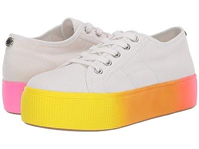 Steve Madden Emmi Platform Sneaker (Rainbow Multi) Women