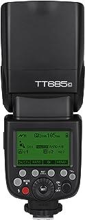 Godox TT685C E-TTL II autoflash Flash Speedlite 2.4G sans Fil X système HSS 1/8000s GN60 Flash électronique pour Appareil ...