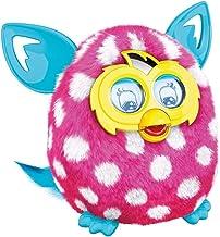 Furby Boom Polka Dots - Puntos Rosas Versión Portuguesa