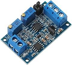 DROK Current to Voltage Converter Module Amp to Volt 0 4-20mA to 0-3.3V 0-5V 0-10V Voltage Transmitter Signal Converter Board