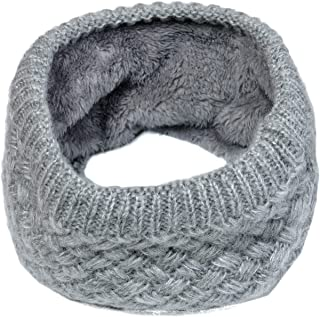 dog fleece scarf
