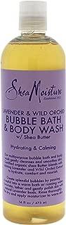 Shea Moisture Sheamoisture Lavender & Wild Orchid Bubble Bath & Body Wash - 16 Fl Oz, 16 Oz