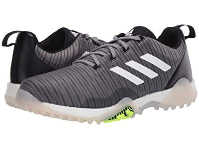 adidas Golf Codechaos (Grey Three/Signal Green/Glory Blue) Men