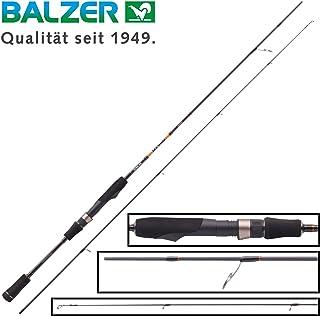 Zanderrute Balzer Shirasu Mini Crank /& Shad 1,96m 6-21g Spinnrute Barschrute