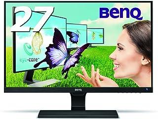 BenQ モニター ディスプレイ EW2775ZH 27インチ/フルHD/VA/ウルトラスリムベゼル/HDMI,VGA端子/ブライトネスインテリジェンス