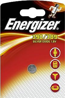 Energizer - 635992 - Pile pour Montre Oxyde d'Argent 390/389 - 1,55 V - Lot de 3