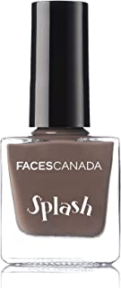 Faces Splash Nail Enamel, Ginger 37, 8 ml