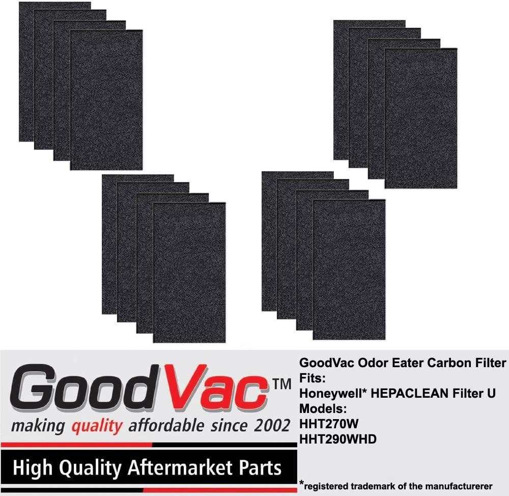 GoodVac Replacement for Non-OEM A surprise price is store realized Honeywell HEPACLEAN