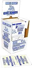 JT Eaton 182B Double Jeopardy Glue Board with Release Paper, 5-1/4
