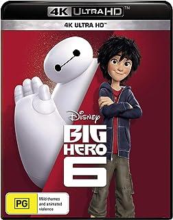 Big Hero 6 (4K)