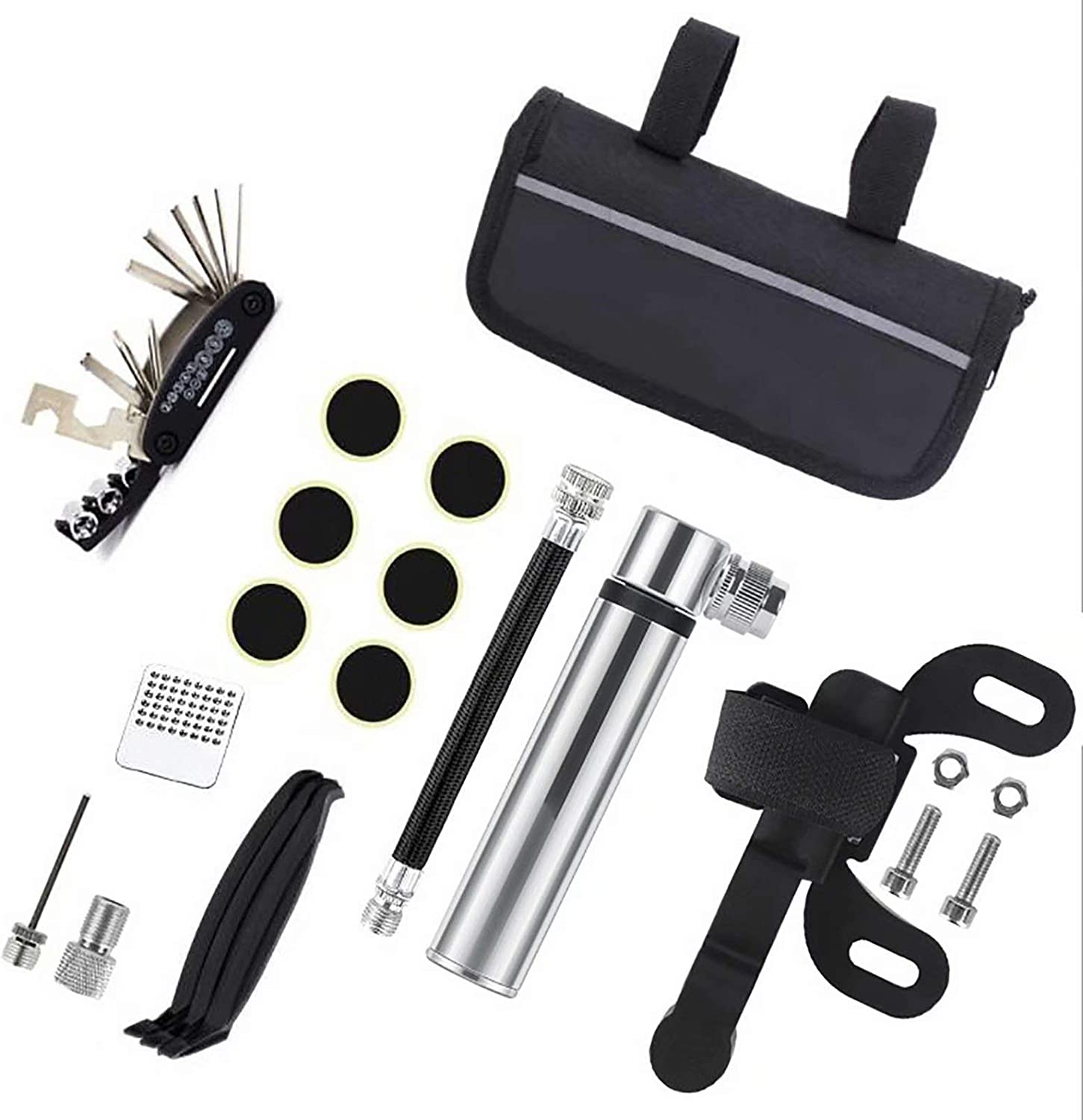 CHENSQ Ranking TOP17 Bicycle Tool kit Multi-Function Repair Excellent