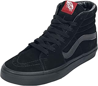 Vans Sk8-hi Classic Suede/Canvas, Sneaker Alte Unisex-Adulto