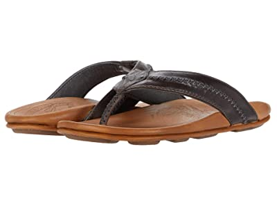 OluKai Mea Ola (Charcoal/Fox) Men