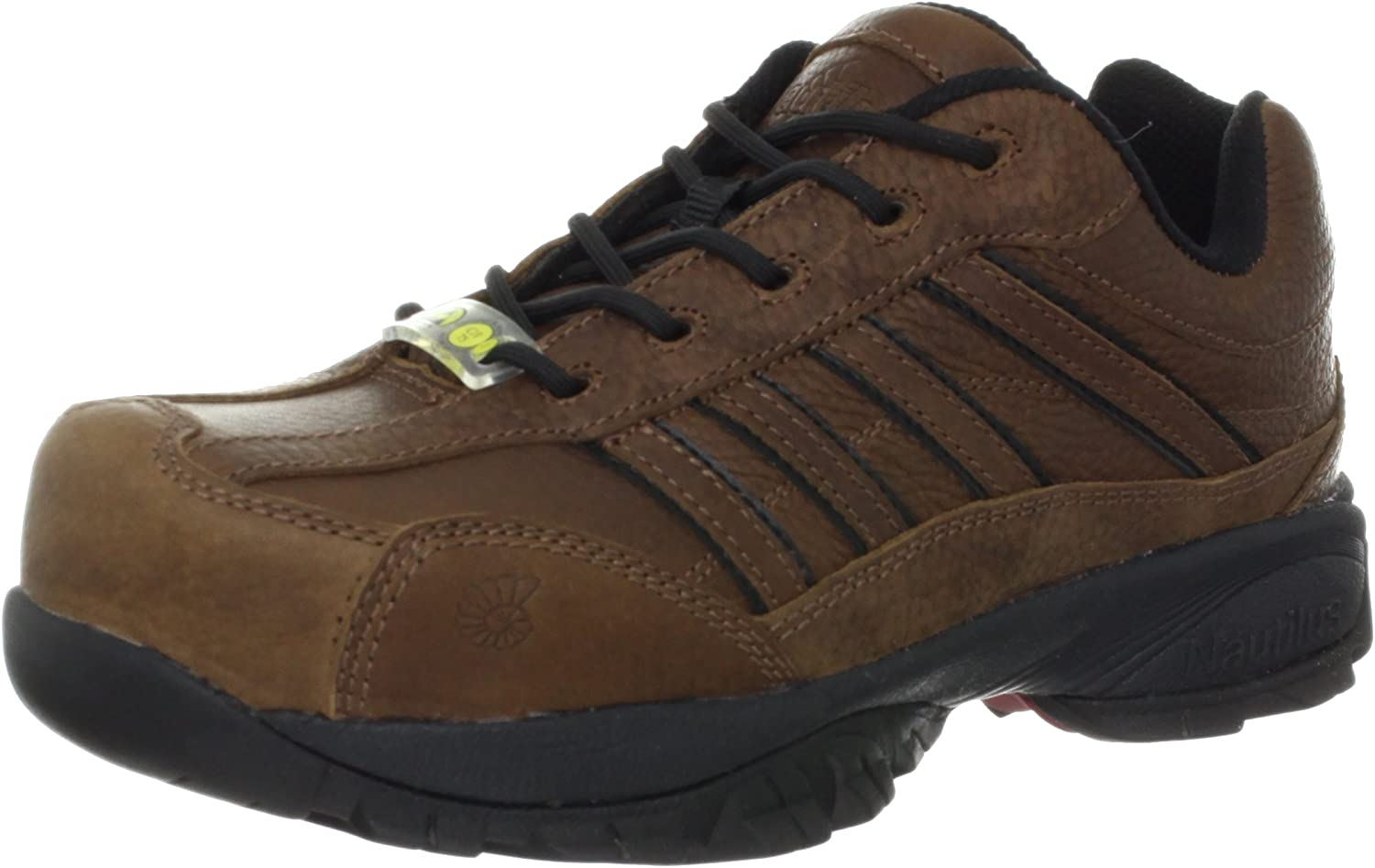 Nautilus 1670 ESD No Exposed Metal Safety Toe Oxford