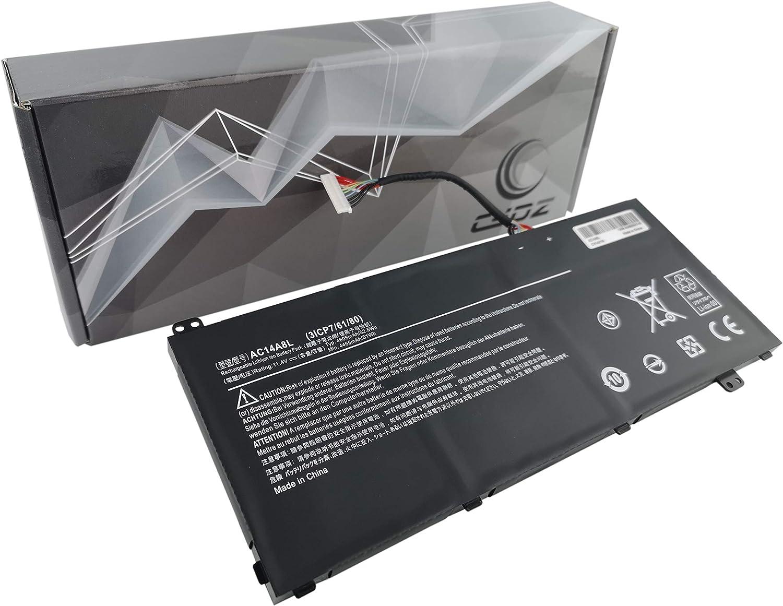Cydz Ac14a8l Laptop Akku 11 4v 4605mah Für Acer Aspire Computer Zubehör